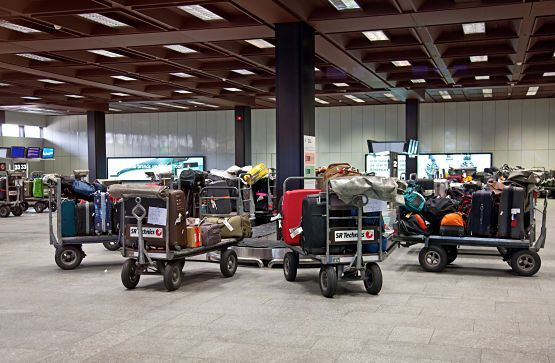 reclamacion por perdida de equipaje
