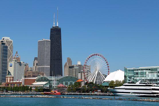 Atracciones en Chicago Navy Pier
