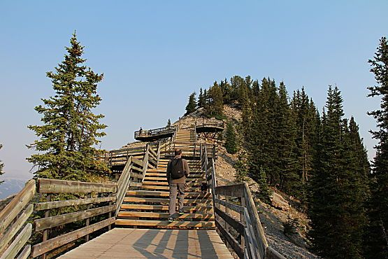 canada parque nacional de banff