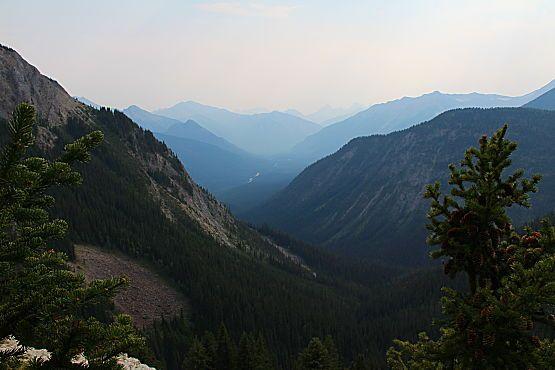 parque nacional banff canadá