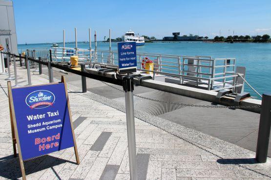 Cómo llegar al Navy Pier