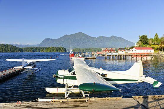 Tofino en la Isla de Vancouver