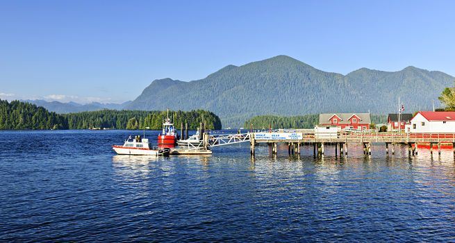 Isla de Vancouver Descubre Tofino