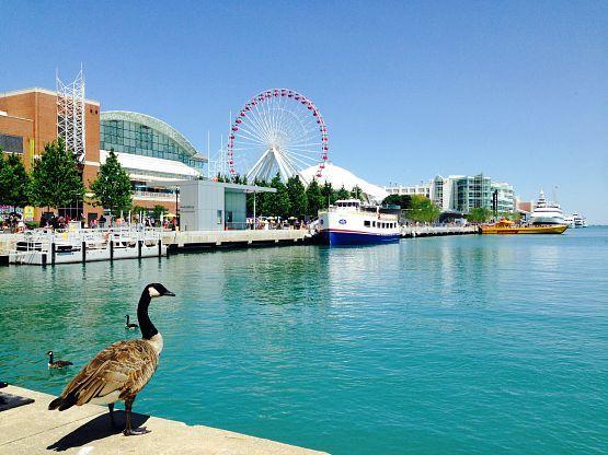 Las Mejores Atracciones en Chicago Navy Pier