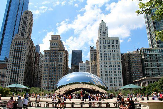 Mejores lugares para viajar Chicago