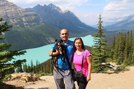 Parque Nacional Banff - Lago Peyto