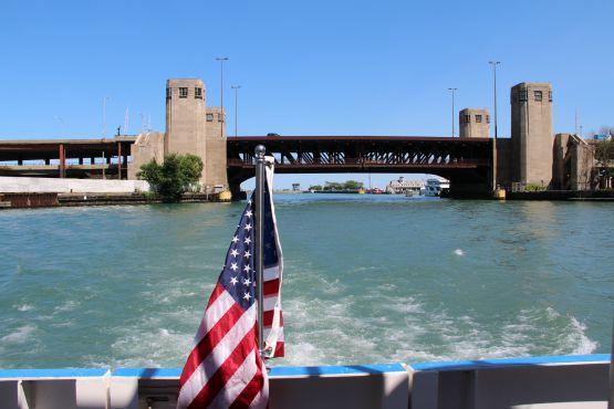 Paseo en Barco Chicago Navy Pier