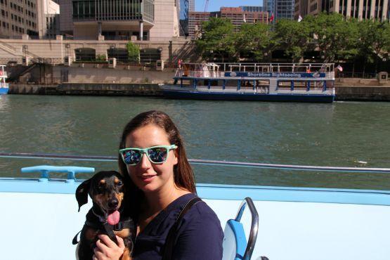 Paseo en Barco por la Ciudad de Chicago y el Lago Michigan