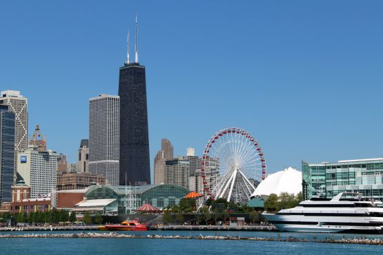 cruceros en chicago