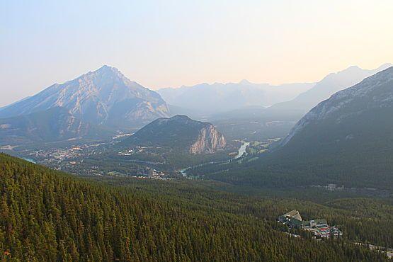 que hacer en canada Banff