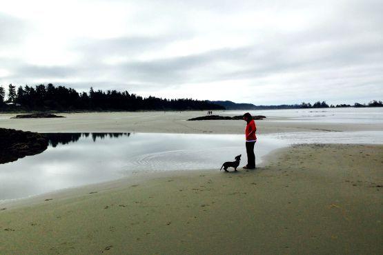 viajar con perro isla de vancouver