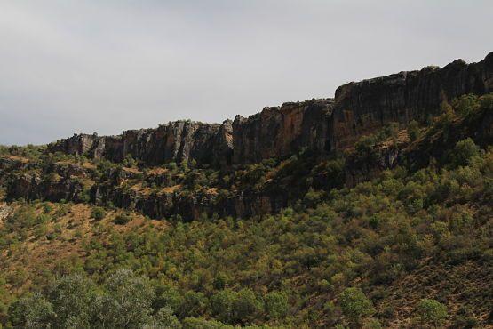 Cañon Rio Lozoya