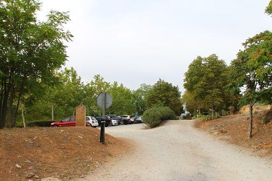 Parking Ponton de la Oliva