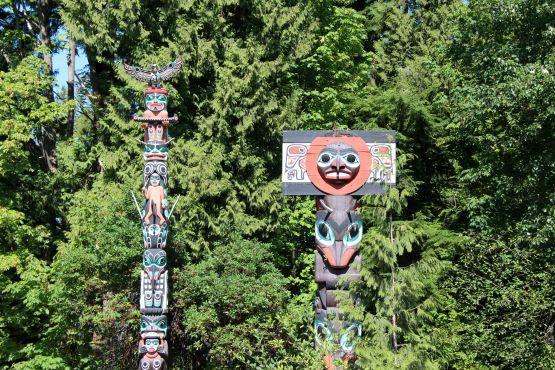 Parque Stanley ciudad de Vancouver