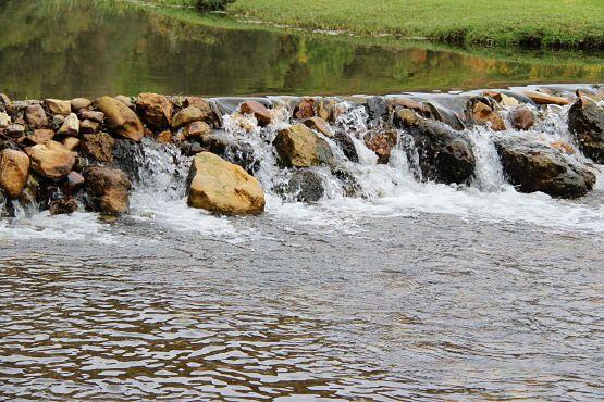 Rio Lozoya Ponton de la Oliva