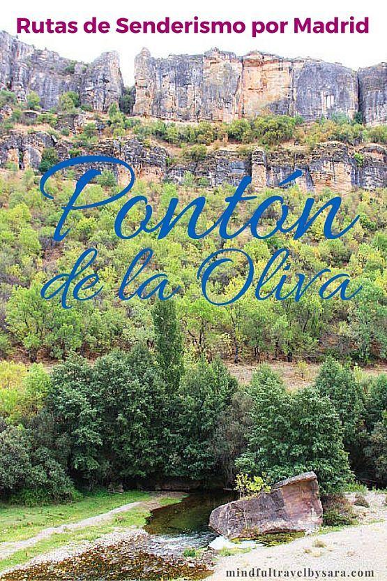Senderismo Madrid Ponton de la Oliva
