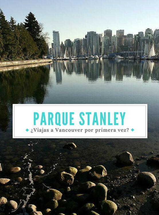 parque stanley vancouver canada