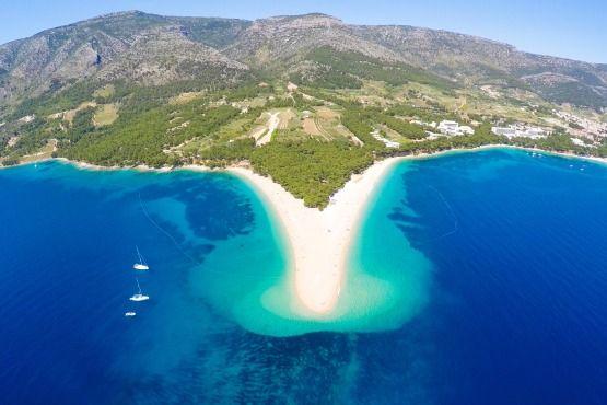 Brac en Croacia