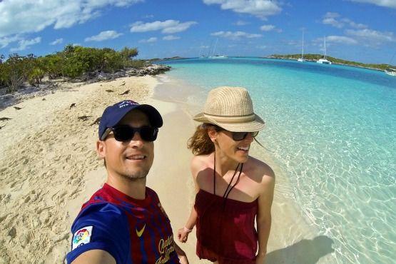 Exumas en Bahamas