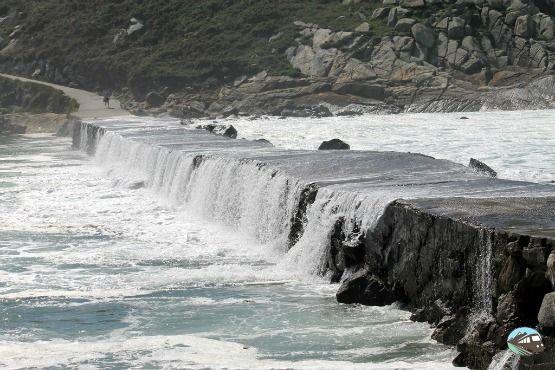 Isla Cíes en España