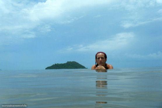 Rabbit Island (Koh Tonsay) en Camboya