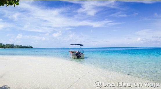 Raiatea en Polinesia Francesa
