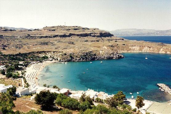 Rodas en Grecia