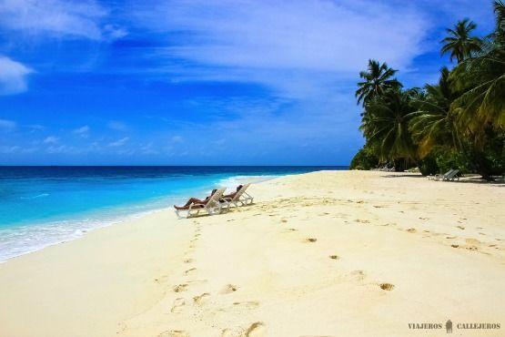 Thudufushi en Maldivas