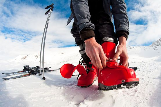 Esqui para principiantes