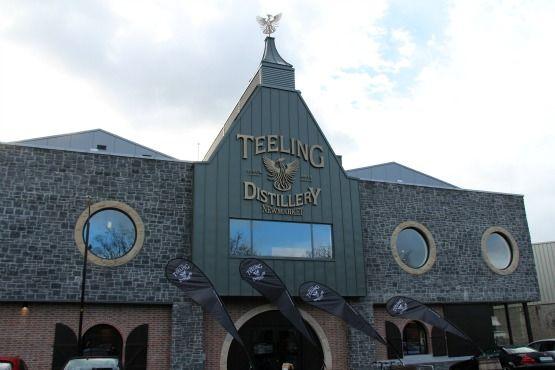 Destileria Teeling Whisky Dublin