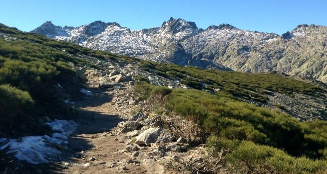 Sierra de Gredos Ruta de Senderismo para un Fin de Semana en Gredos