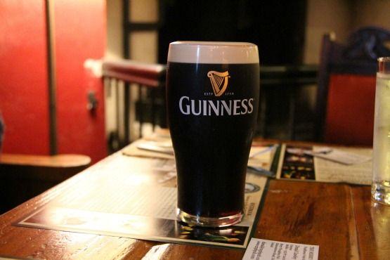 cerveza irlandesa