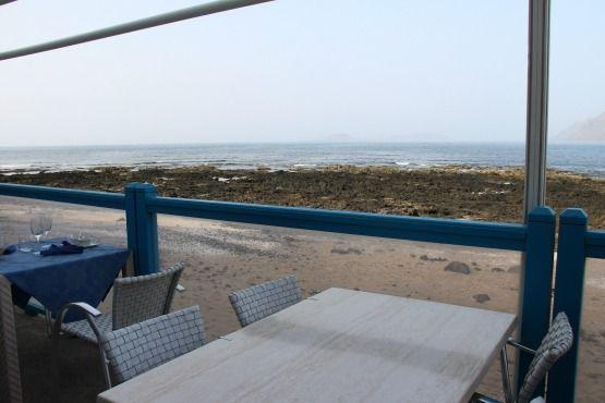 Restaurante El Risco Lanzarote