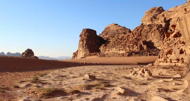 Wadi Rum: El Desierto Rojo de Jordania