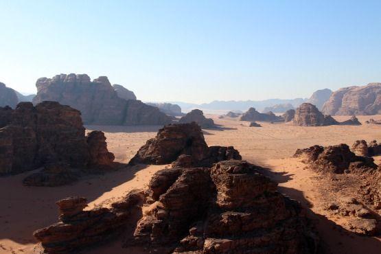excursión wadi rum