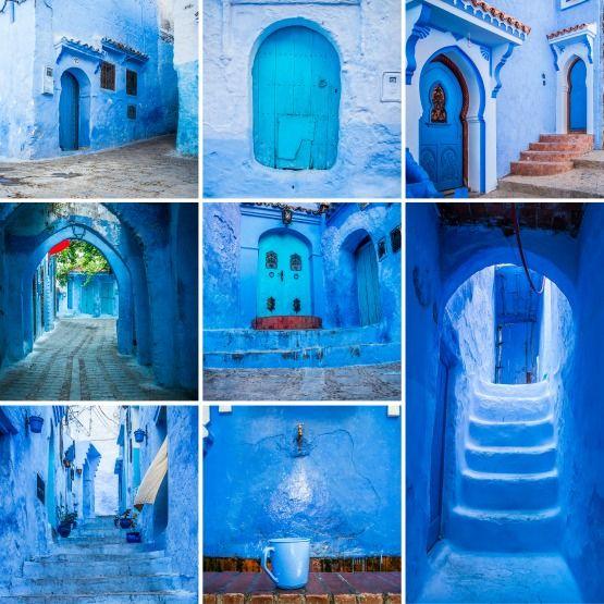 Colores de Marruecos