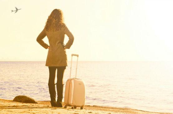 miedo a viajar sola