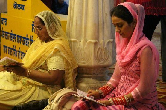 mujeres sij india