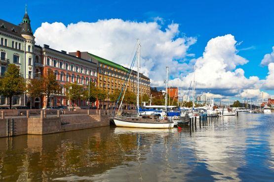 Helsinki Capital de Finlandia