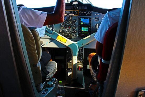 Viajar seguro en avión