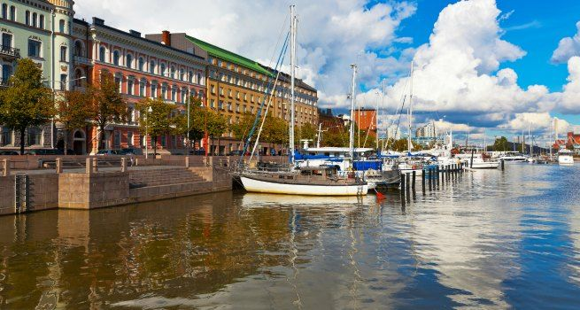 capital de Finlandia