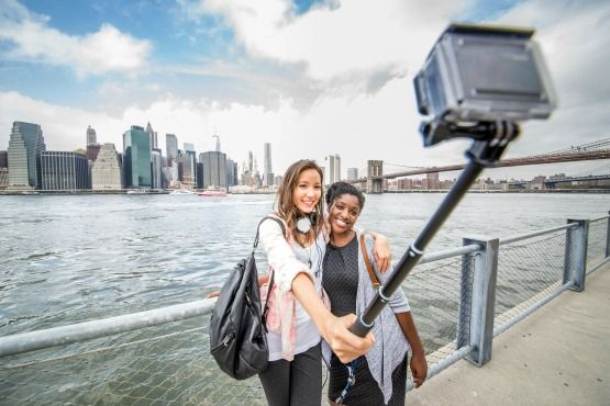 grabar videos de viajes