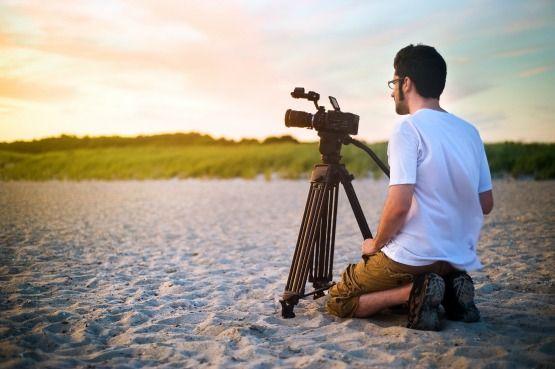 hacer video de viajes