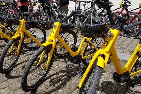 valonia en bicicleta