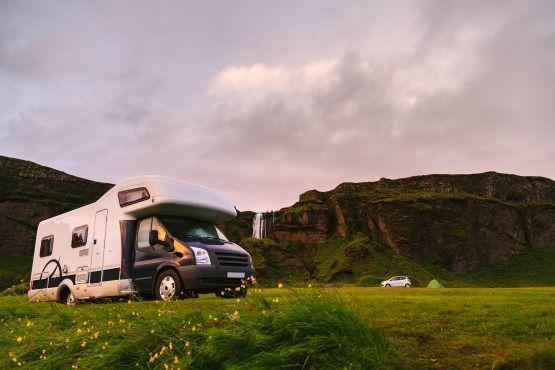 viajar en autocaravana islandia