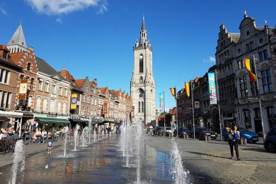 Cicloturismo Tournai