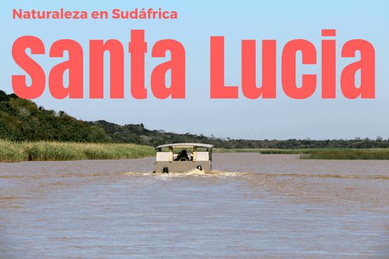 Lago Santa Lucia Sudafrica
