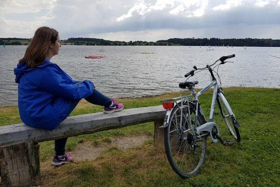 bicicleta en belgica