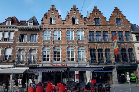 viajes en bicicleta por europa Tournai