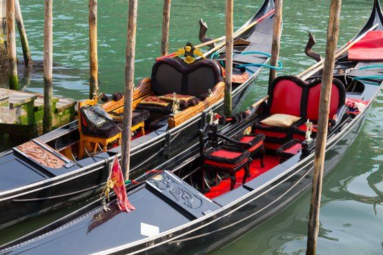 gondolas de venecia para alquilar
